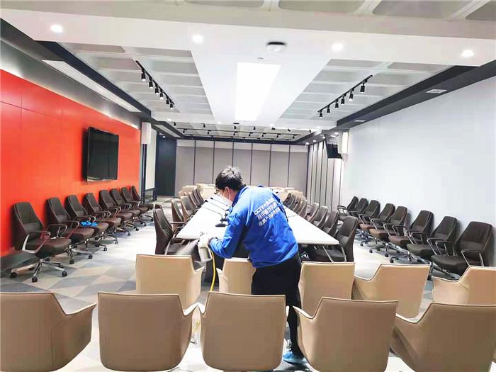 室內空氣治理項目施工